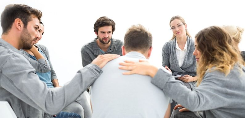 depression tratment group therapy 1